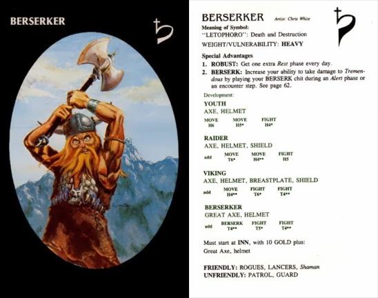 MR berserker