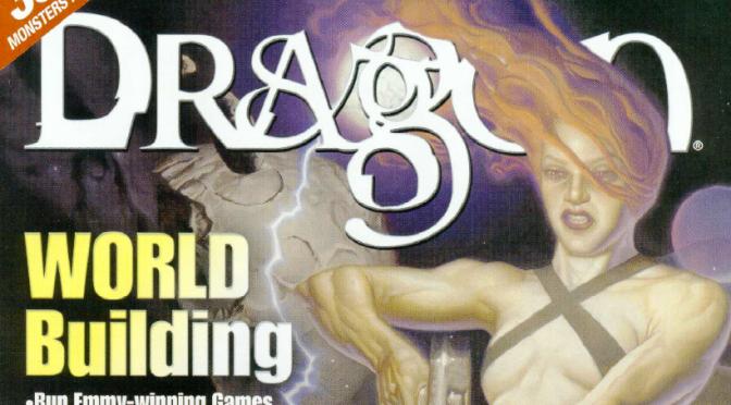 Palabra de Gygax: Sentido de la Dirección