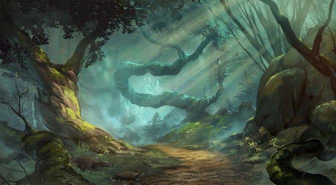 Matrices de Terreno: Bosques